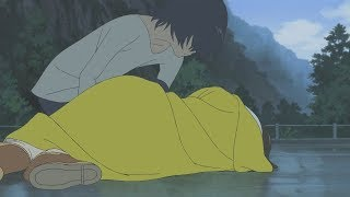 Wolf Children - Ame saves his mother (HD)