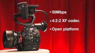 Information Overdrive: Professional Canon Video Cameras 5D, C100, C300, C500