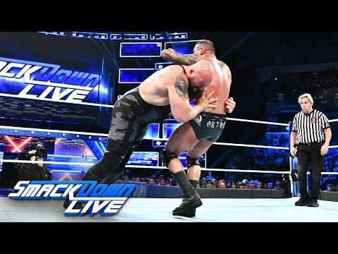 Xxx Mp4 Big Show Vs Randy Orton WWE World Cup Qualifying Match Oct 9 2018 3gp Sex