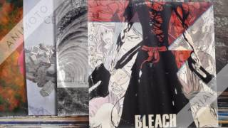Bleach - Breaking Benjamin - Diary Of Jane - Synoid Remix