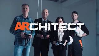 AR-chitect Promotional Video by VR-Masters
