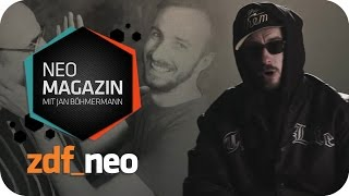 RIP William Cohn - Jan Böhmermann feat. Money Boy - NEO MAGAZIN in ZDFneo