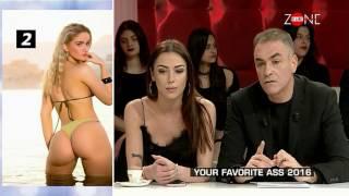 Zone e lire - Iva Spaho me humor sexy neser ne Klan! (30 dhjetor 2016)