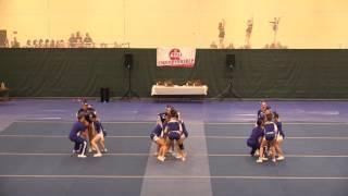 Attleboro High School Cheerleading 2016