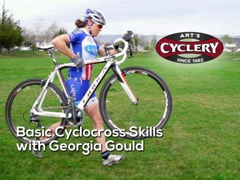 How To: Cyclocross Fundamentals with Georgia