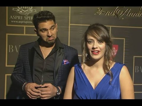 Hilarious! Yuvraj Singh and Hazel Keech Interview