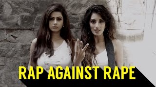 RAP AGAINST RAPE - BomBaebs' - #RapAgainstRape