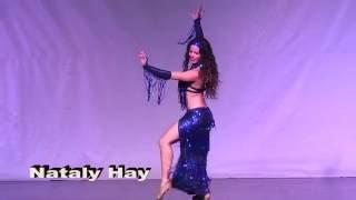 Nataly Hay Belly Dance 130,000 VIEWS danza arabe נטלי חי רקדנית בטן ריקודי בטן رقص شرقي