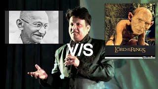 VIRAL VIDEO of Umer Sharif telling differences between Gandhi and Jinnah