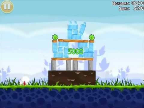 Xxx Mp4 Official Angry Birds Walkthrough Poached Eggs 1 7 3gp Sex