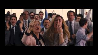 Wolf of Wall Street Thumping Scene