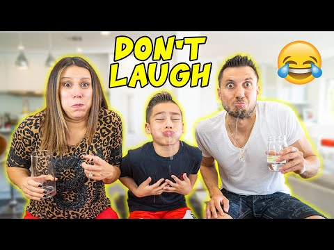 TRY NOT TO LAUGH CHALLENGE SO FUNNY 🤣 The Royalty Family