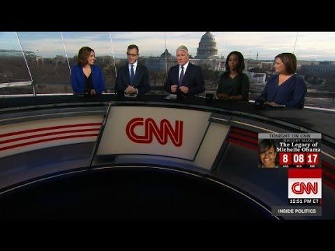 Inside Politics Forecast Inauguration 2017