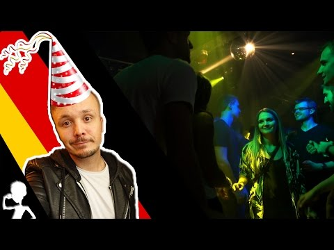 Partying In Germany: How It's Done 🎉 Life In Germany & The World 🎈 #163 | Get Germanized