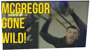 Conor McGregor in Trouble After Public Assault ft. Ricky Shucks & DavidSoComedy