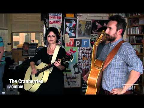 The Cranberries NPR Music Tiny Desk Concert