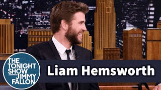 Liam Hemsworth Explains His Childhood Nickname Triple Six