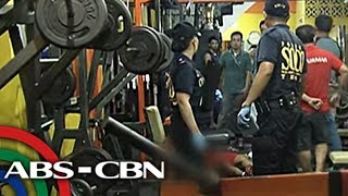 UKG: Dating 'ninja-cop' patay sa pamamaril sa gym