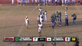 Grade 8 Football Hotbed  All American Game 2017