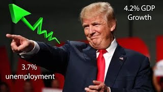 Booming Economy under President DONALD TRUMP  (Support/Motivational) Video MAGA