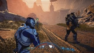 Mass Effect Andromeda NEW Characters & Combat Gameplay Trailer