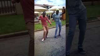 Naye le Walk DANCE challenge
