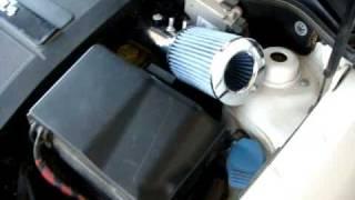 Polo 9N 1.4 Air Intake (sound) 2005