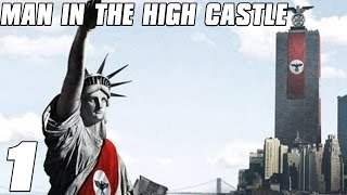 Man in the High Castle Mod! - Hearts of Iron 4 Mod Part 1