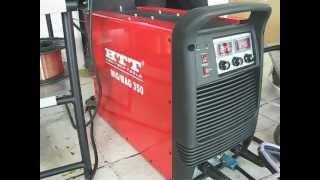 welding machine HTT-MIGMAG350