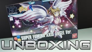 HGBF 1/144 Super Fumina Axis Angel Ver. - GUNDAM BUILD FIGHTERS TRY すーぱーふみな