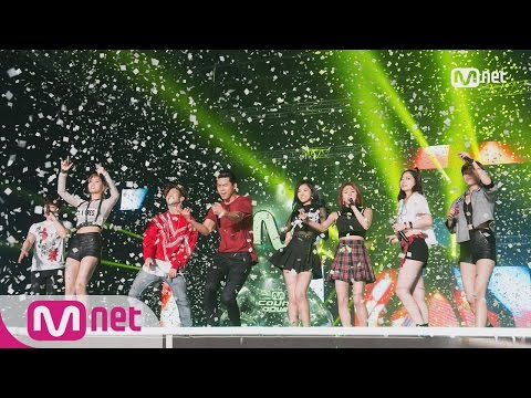 [KCON 2016 Japan×M COUNTDOWN] 2PM _ Hands up with TWICE M COUNTDOWN 160414 EP.469