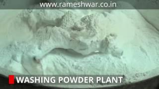 Washing Powder Plant, Washing Powder Making Plant