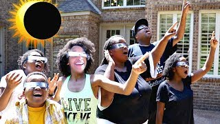 SOLAR ECLIPSE PARTY! - Onyx Family