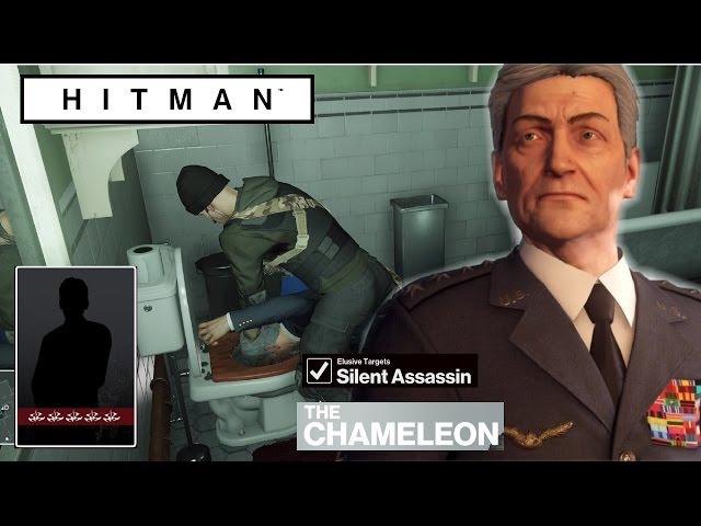 Hitman: The Chameleon : Silent Assassin - Richard M. Foreman - Elusive Target #18 Colorado