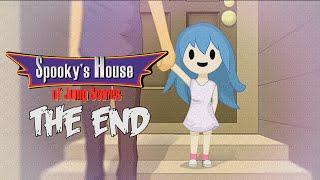Spooky's House of Jump Scares Ending - Spooky's Origin Secret Cutscene, Room 1000,  Final Boss!
