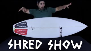 Shred Show - Dion Agius, Super Brand's SPV and a Wild Rub with help from Strange Rumblings
