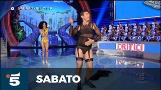 Ciao darwin 6 -  La resurrezione- Sabato 3 Settembre, 21.10, Canale 5