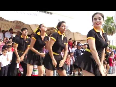 Desfile 20 de Noviembre 2012 Guamúchil