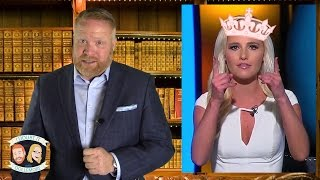 Tomi Lahren on Daily Show with Trevor Noah - #TheConversation