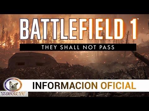 Battlefield 1 DLC FRANCES TODA LA