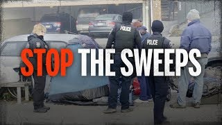 Stop the Sweeps | Cut