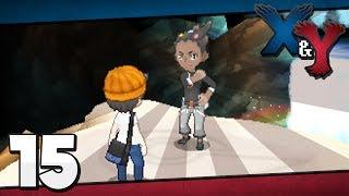 Pokémon X and Y - Episode 15   Cyllage Gym Grant!
