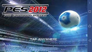Tutorial cara install PES 2012 Android