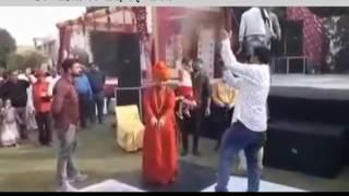 1611 NAT SADHVI THAKUR DANCE PKG ARUN