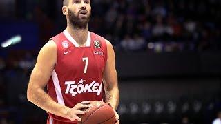 Vassilis Spanoulis Game winners/Buzzer Beaters/Clutch shots
