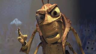 The entire bugs life movie but every time they say bug it gets faster