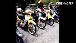 Kriss Kriss Bersatu ride to batang kali 17.9.2016