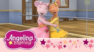 Angelina Ballerina - Angelina Keeps the Peace and Angelina and the Tummy Butterflies