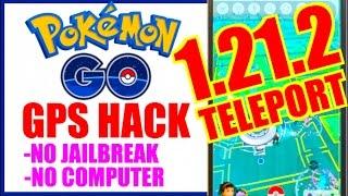 teleport hack pokemon go