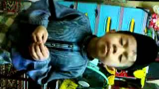 Ameer Asyraf Abu Harith..baru berusia 6 tahun dapat membaca